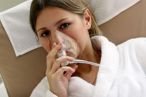Ингаляции и лечение газом