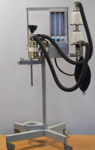 Аппарат для ингаляций аргоном АРГО-1